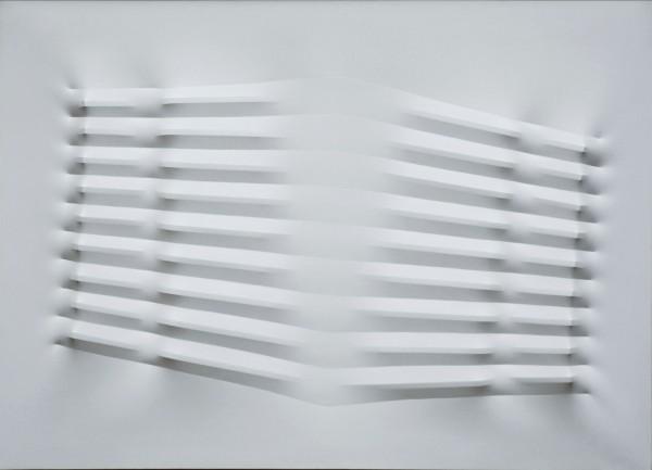 BONALUMI - Bianco 1974 - 130x180cm
