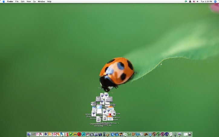 """""""Desktop Composition"""" - Travess Smalley (2006)"""