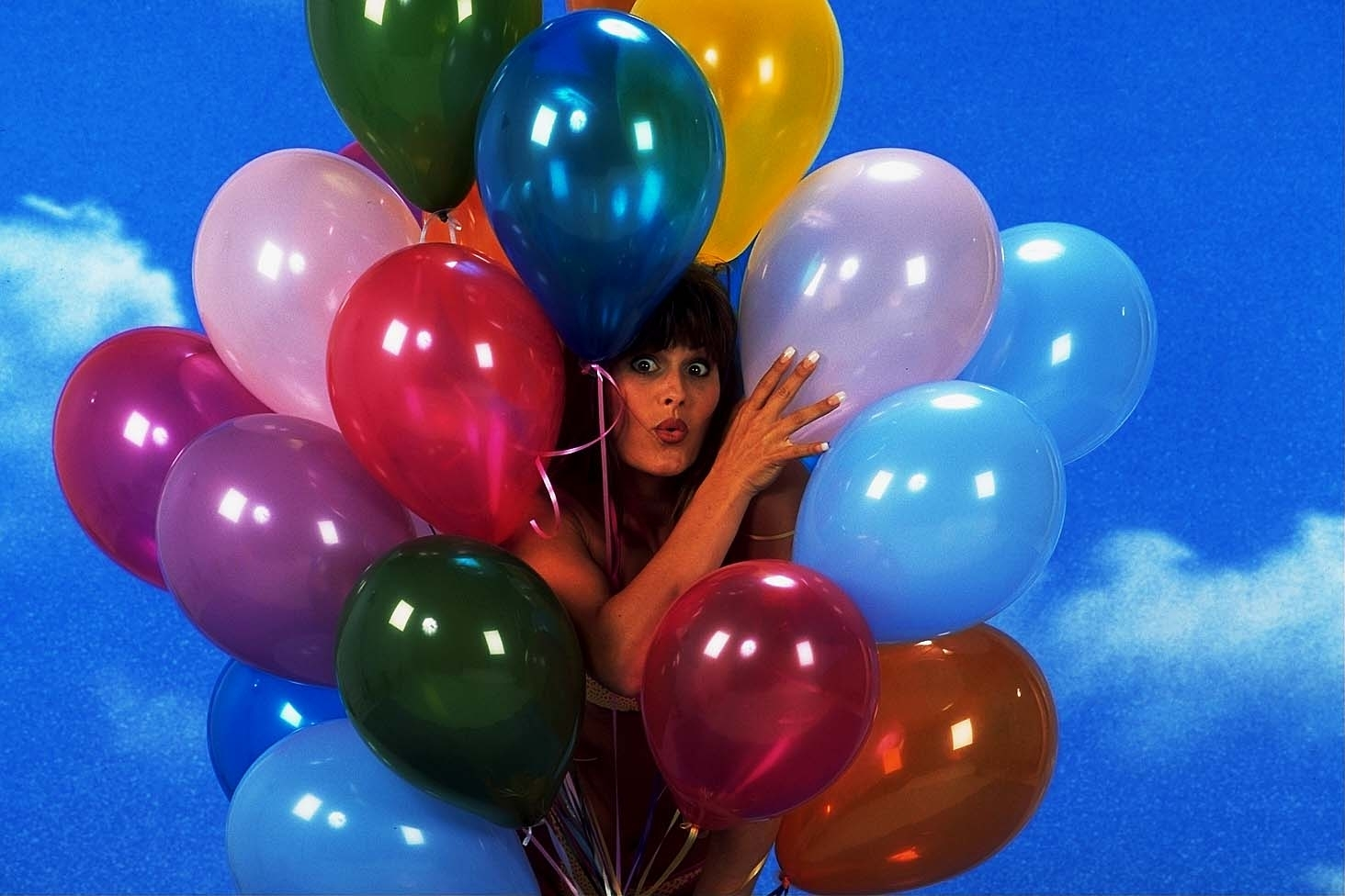 bigstockphoto_Balloon_Lady